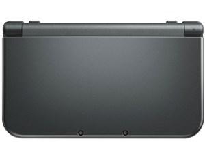 任天堂 Newニンテンドー3DS LL メタリックブラック 商品画像1:ハルシステム