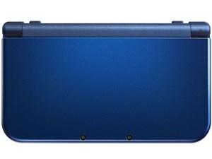 Newニンテンドー3DS LL メタリックブルー 商品画像1:ハルシステム