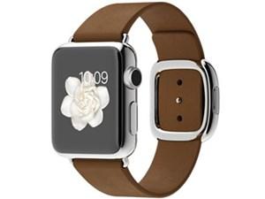 Apple Watch 38mm Sサイズ MJ3A2J/A [ブラウンモダンバックル・・・
