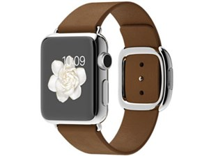 Apple Watch 38mm Sサイズ MJ3A2J/A [ブラウンモダンバックル] 商品画像1:SMART1-SHOP+