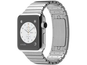 Apple Watch 38mm MJ3E2J/A [ステンレススチールリンクブレスレット・・・