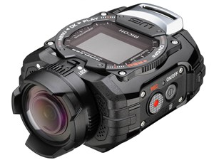 RICOH WG-M ブラックキット [アクションカメラ (1400万画素)・・・