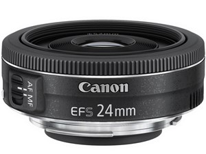 EF-S24mm F2.8 STM CANON