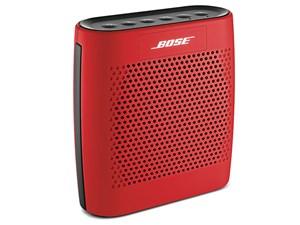 SoundLink Color Bluetooth speaker [レッド]【通常配送商品1】