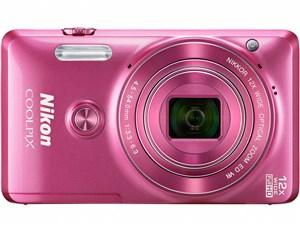 [ニコン] デジタルカメラ [COOLPIX S6900-グロッシーピンク・・・