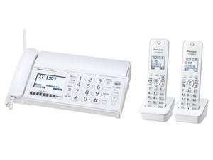 PANASONIC KX-PD304DW-W ホワイト おたっくす [デジタルコードレス普通紙ファ・・・