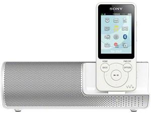 NW-S14K (W) [8GB ホワイト] 商品画像1:デンキチ