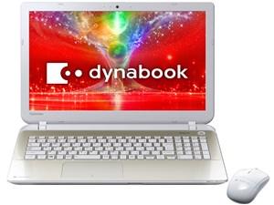 dynabook T75 T75/NG PT75NGP-BHA [サテンゴールド]