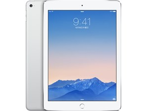 iPad Air 2 Wi-Fiモデル 16GB MGLW2J/A [シルバー]