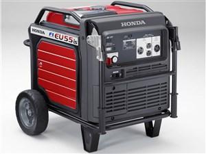 本田技研工業 HONDA 正弦波インバーター搭載発電機 EU55ISNJN・・・