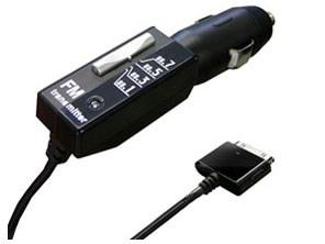 カシムラ FMトランスミッター 4バンド WALKMAN充電機能付1A KD-15・・・