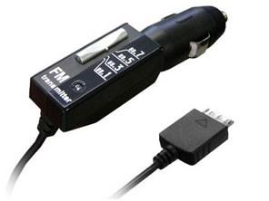 カシムラ FMトランスミッター 4バンド iPhone/iPod充電機能付1A KD-15・・・