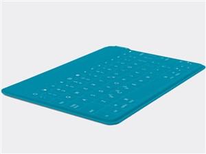KEYS-TO-GO Ultra-portable Keyboard for iPad iK1041TL [ティール]