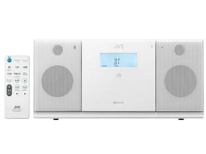 ビクター BluetoothR、CD、USB、FM/AMチューナーを搭載 コンパクトコンポーネ・・・