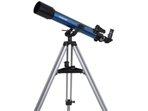 ミード MEADE 口径70mm屈折式・経緯台式天体望遠鏡 AZM-7・・・