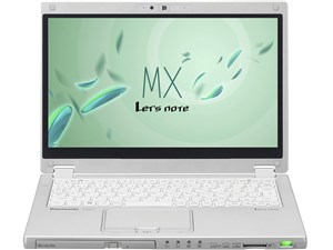 Let's note MX4 CF-MX4EDCTS