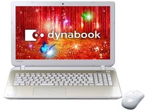 dynabook T75 T75/PG PT75PGP-HHA [サテンゴールド]