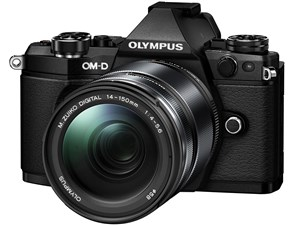 OLYMPUS OM-D E-M5 Mark II 14-150mm II レンズキット [ブラック]