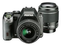 PENTAX K-S2 ダブルズームキット [ブラック] 防塵・防滴デジタル一眼レフカメ・・・