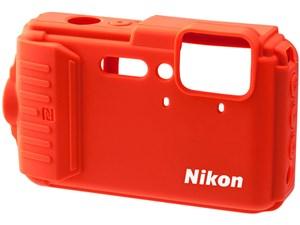 ニコン CF-CP002 [オレンジ]/AW130用シリコンジャケット