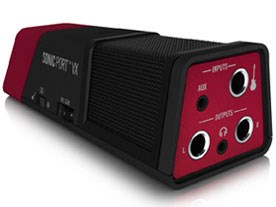 Line6 SONIC PORT VX [マイク内蔵オーディオ・インターフェース ・・・