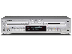 TEAC CDプレーヤー/MDデッキ MD-70CD-S