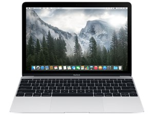MacBook 1100/12 MF855J/A [シルバー]