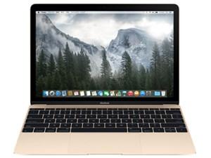 MacBook 1200/12 MK4N2J/A [ゴールド]