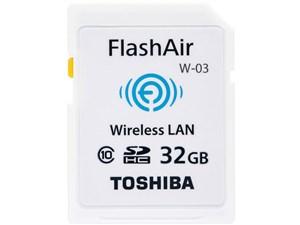 FlashAir W-03 SD-WE032G [32GB]