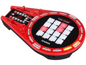 CASIO XW-PD1 TrackFormer [サンプルドラムマシン]