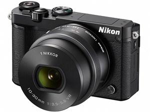 Nikon 1 J5 標準パワーズームレンズキット [ブラック] 商品画像1:SMART1-SHOP+
