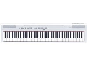 ヤマハ 電子ピアノ Pシリーズ 88鍵 ホワイト P-115WH