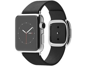 Apple Watch 38mm Mサイズ MJYL2J/A [ブラックモダンバックル] 商品画像1:SMART1-SHOP