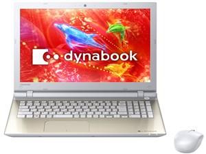 dynabook T45 T45/RG PT45RGP-SHA [サテンゴールド]