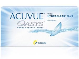 [処方箋の提出が必要です]アキュビュー オアシス [6枚入り] 商品画像1:アースコンタクト