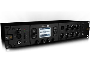Line6 POD HD Pro X [アンプシミュレーター]