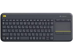 Wireless Touch Keyboard k400 Plus K400pBK [ブラック]