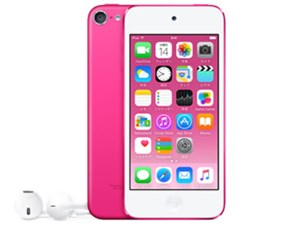 iPod touch MKGX2J/A [16GB ピンク]