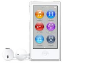 iPod nano MKN22J/A [16GB シルバー]