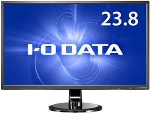 アイ・オー・データ機器 23.8型ワイド液晶ディスプレイ ADS広視野角パネル(超解像機能) EX-LD2381DB + HDMIケーブル(1m)おまけ♪ 商品画像1:PCアクロス