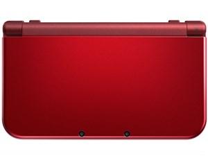 Newニンテンドー3DS LL メタリックレッド 商品画像1:ハルシステム