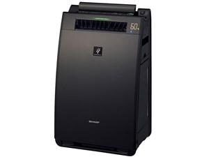 シャープ 加湿 空気清浄機 KI-FX55-T ブラウン系