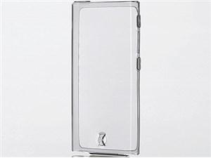 エレコム iPod nano 2015/ソフトケース/薄型/クリアブラック AVA-N15UCUB・・・