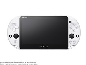 PlayStation Vita (プレイステーション ヴィータ) Wi-Fiモデル PCH-2000 ZA22 [グレイシャー・ホワイト] 商品画像1:JYPLUS