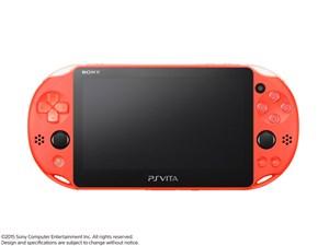 【在庫あり】PlayStation Vita Wi-Fiモデル ネオン・オレンジ(PCH-2000ZA24) 商品画像1:JYPLUS