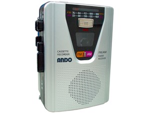 0 7084bt-950077 ANDO ハンディラジカセ RC13-352Z