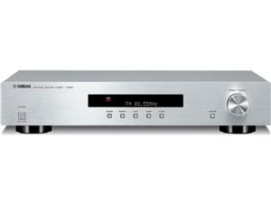 ヤマハ FM補完放送対応 ワイドFM/AMチューナー シルバー TS-501S T-S501-・・・