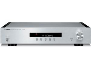 ヤマハ FM補完放送対応 ワイドFM/AMチューナー シルバーピアノブラック TS-11・・・