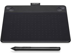 WACOM CTH-490/K1 ブラック Intuos Comic small [ペンタブレット・・・