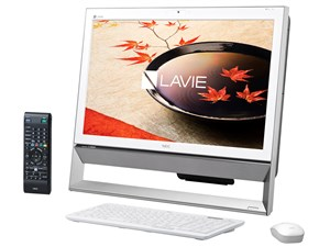 LAVIE Desk All-in-one DA370/CAW PC-DA370CAW [ファインホワイト]